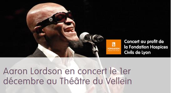 La CAPI organise un concert soul au profit de la Fondation HCL