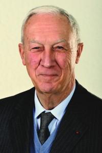 Bruno Lacroix Président de la Fondation HCL