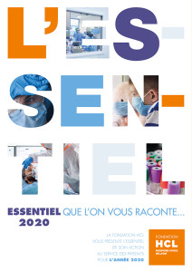 Fondation HCL_Essentiel 2020_Couv